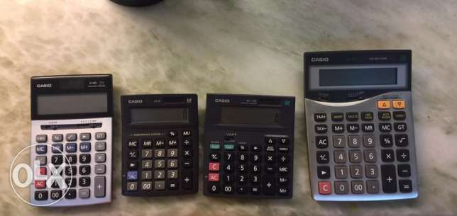 Calculators for sale