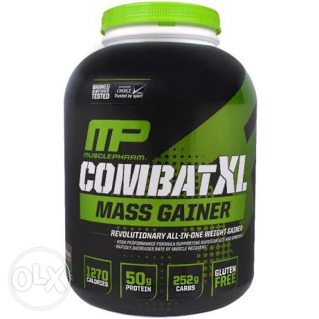 Muscle Pharm - Combat XL Mass Gainer - 6 lbs
