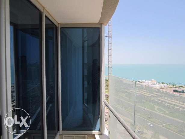 Modern sea view floor apartment with balcony 3bedroom KD1150