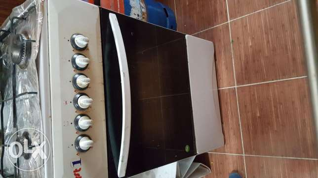 oven with cilender for sale