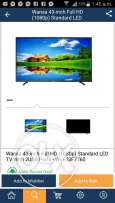 Wansa 43inch full hd led tv For sale brand new sealed pack