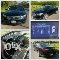 Ford Taurus - 2013 Brown