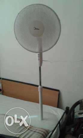 Midea fan new