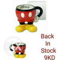 Disney Signature Mickey Mouse Mug