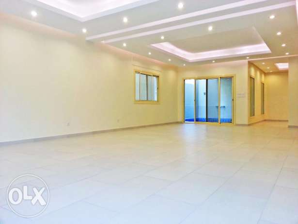 Modern villa with a private pool for rent in Salaam for KD 1800