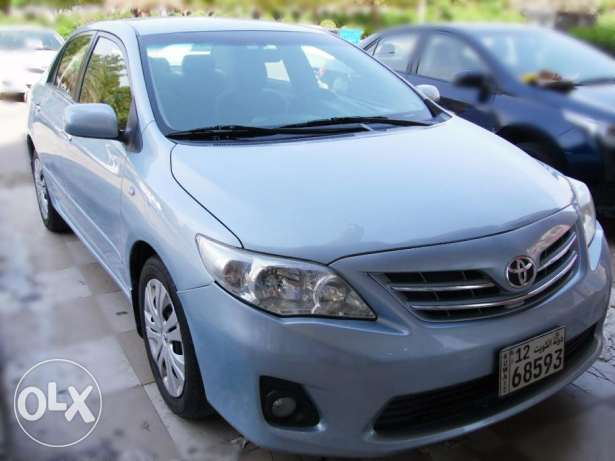 Toyota Corolla 1.8cc installment without documents