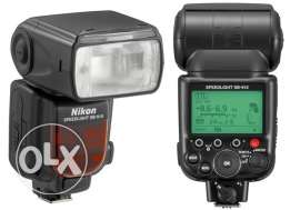 Sb-910 flashlight For Nikon