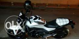 Honda NC750s 2014 in very good condition