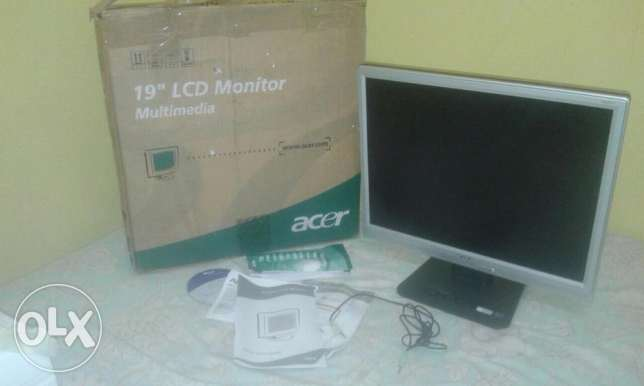 Acer monitor for sale