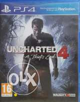 Uncharted 4 arabic