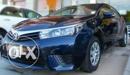 Toyota Corolla ( Sale On installment Basis) 2900kd