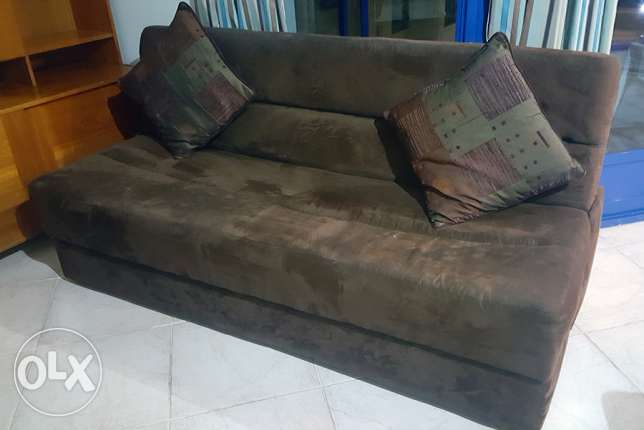 Sofa / Pull-out Bed *From Midas*