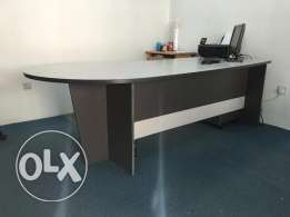 Executive manager desk