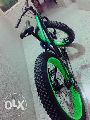 Commando Fat Bike