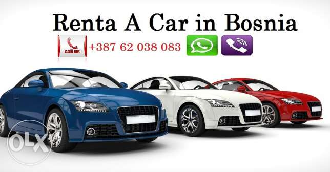 Car for rent in Bosna
