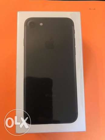 Apple iPhone 7 Plus - 32GB - Matt Black (Sprint) Smartphone
