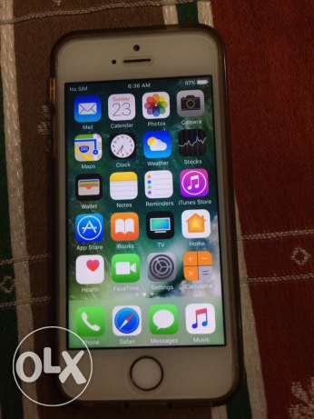 I phone 5s for sell 16 GB