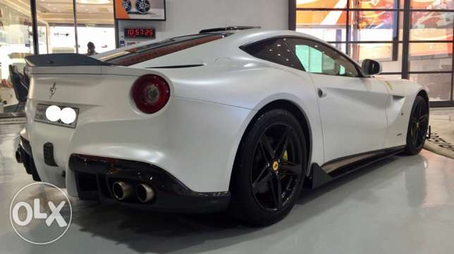 Ferrari F12 with(DMC body kit) 2013 السالمية -  4