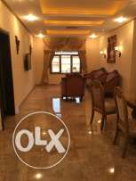 luxury fully furnished 3 bedrooms in villa flat in fintas