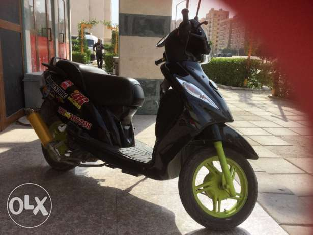 Scooter مهبولة -  3