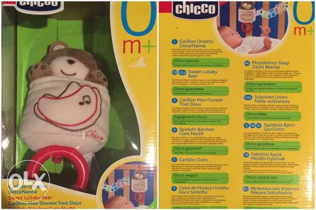 Chicco lullabies / Toys