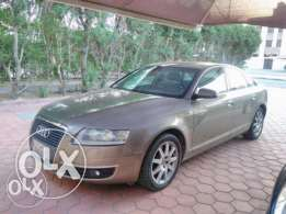 Audi A6 2.4 Full option for sale