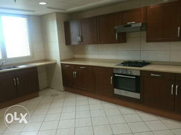 Big 3 bedroom floor apartment in Bnied Al qar