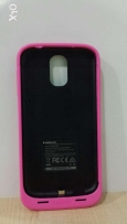 Mophie juice pack 4 galaxy S4(cover with battery backup)