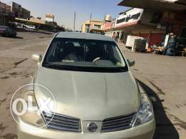 Nissan tiida car sale