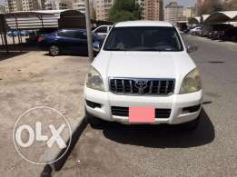 toyota prado 2007 for urgent sale