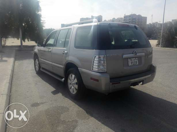 For quick sale ford mountaineer model 2008 good condition