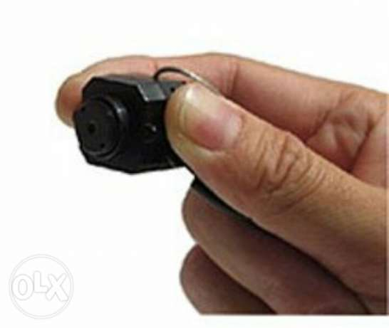 Smallest wireless camera