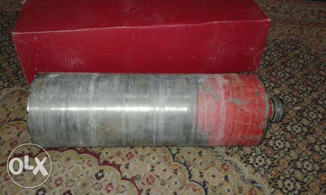 "HILTI concrete bit 6"" Rarely used for Sale"