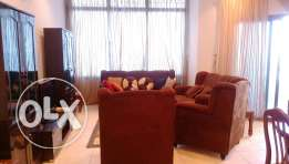 Sea view 2 bedroom unfurniahed flat for kd 570