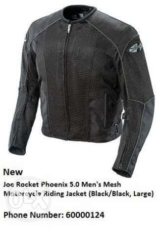NEW-Joe rocket phoenix 5.0 Mesh Jacket