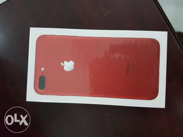 IPhone 7 Plus 256g red