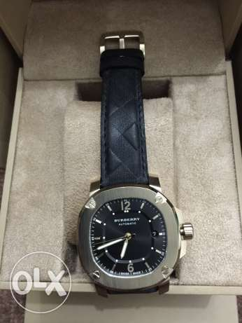 Burberry watch for sale
