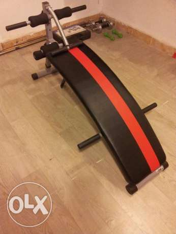 Multi Workout bench in excellent condition, at a very low price