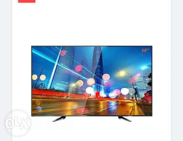 Wansa 58 inch standard full hd led tv for sale