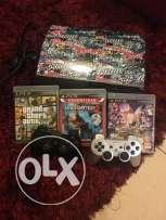 PS3 available