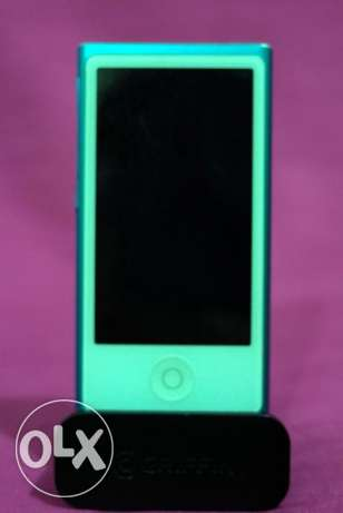Apple Ipod Nano Touch 7th Generation Blue Color KD 19/=