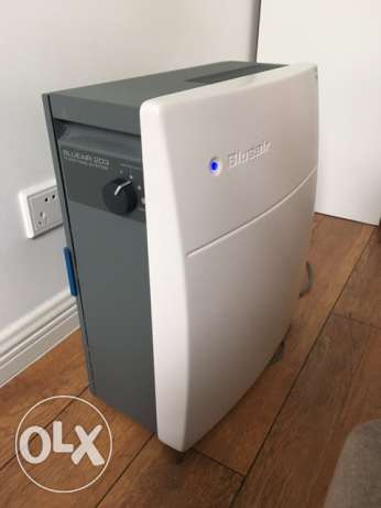 Blue Air 203 Air Purifier