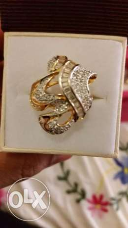 Silver ring for sale