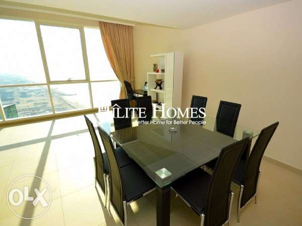 Salmiya - Sea View Two Bedroom Apartment Kd 700