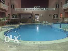 Spacious three bedroom semi furnished in Messilah
