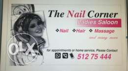 Ladies saloon for sale