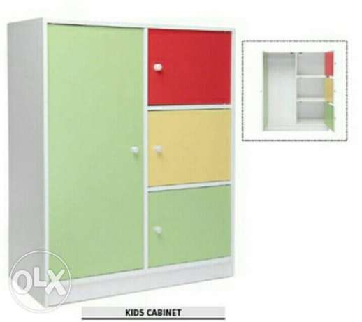 Children's Cabinet CB-834 ( FREE HOME DELIVERY)