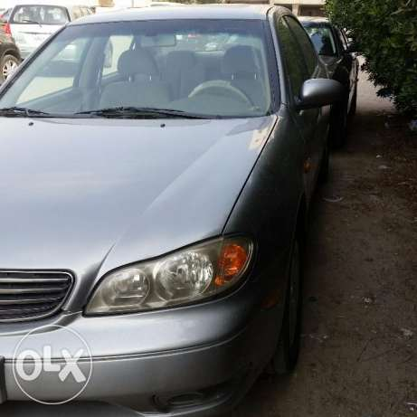Nissan Maxima 2004 V6(S.TOURING) For Sale
