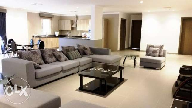 3 Bedroom Furnished Apartment in Fintas