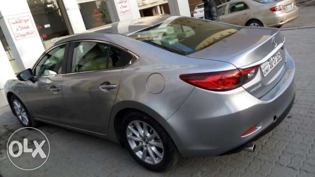 Mazda 6 2015 full option